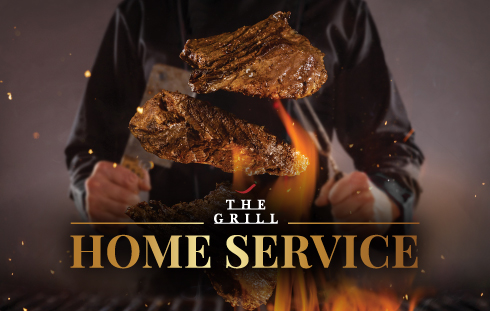 THE GRILL HOME SERVICE