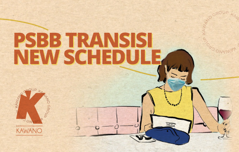 PSBB TRANSISI SCHEDULE